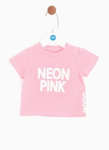 BG Baby BG Baby Pembe T-Shirt Pembe